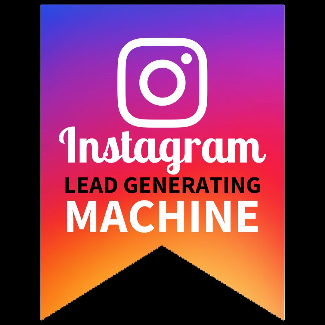 Instagram Lead Generating Machine